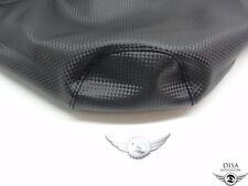 Piaggio NRG mc3 Sitzbankbezug Sitzbank Bezug Sitzbezug Carbon NEU *