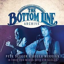 Pete Seeger - Bottom Line Archive Series: In Their Own Words [New CD] Wallet