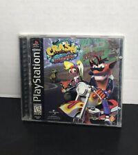 Crash Bandicoot Warped PS1 Video Games