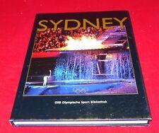 OSB - Sydney 2000  Olympische Sportbibliothek