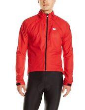 Sugoi Versa Bike Convertible Cycling Jacket / Gilet Red Small BNWT RRP 89.99