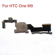 Genuine For HTC ONE M9 Power On Off Button Volume Memory Card Holder Flex Cable