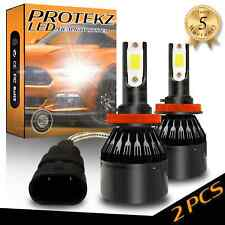 Protekz XTC6RED LED Bulbs Conversion Kit Headlight 9005 + 9006 High Low Beam Kit