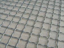 Wellengitter Gitter aus verzinkten Stahl 1,0x0,5 Meter MW 30x30x3