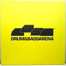 Drum & Bass Arena's First Album Vinyl Record 12'' 33RPM LP 1998