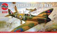 AIRFIX® 1:24 SUPERMARINE SPITFIRE MK.1A MODEL AIRCRAFT KIT WW2 PLANE A12001V