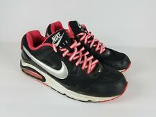 2011 Nike Air Max Skyline Black White Pink Model # 343886-007 Men's Size 13