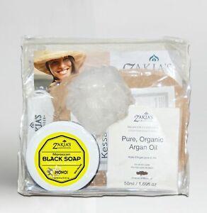 Argan Oil Bath & Body Gift Sets - Tropical Monoi