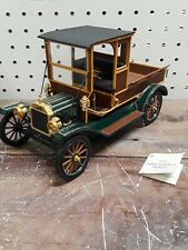 Franklin Mint 1/16 scale 1913 Ford Model T Pickup Truck Die-Cast