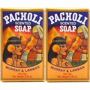 M & L Patchouli Soap Set of 2