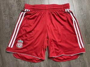 Adidas Liverpool Home 2006 2008 Futbol Soccer Shorts Men's Size Large 30