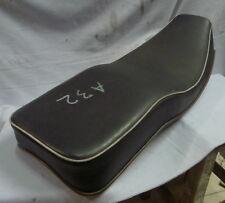 YAMAHA SR400 SR500 SEAT COMPLETE BLACK USED FROM JAPAN