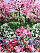 Botanic Garden Spring Nature Walk Timeless Treasures #7200 By the Yard