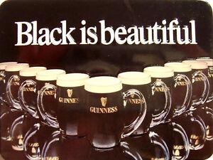Black is beautiful Kühlschrankmagnet 3D Fridge Refrigerator Magnet 6 x 8 cm