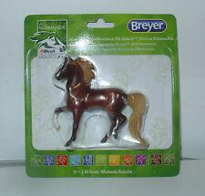Breyer Model Horses FEI Limited Edition Cheval De Sport Liver Chestnut #9162