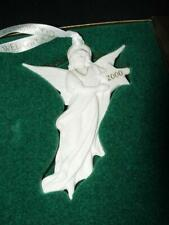 2000 Wedgwood - Angel with Star - Christmas Ornament