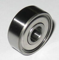 "Miniature Steel Ball Bearing for Motors / Fans - .75"" OD - .25"" ID - 19 x 6.35mm"