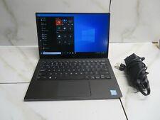 "Dell XPS 13 9350 13.3"" i5-6200u 2.3GHz 8GB 128GB SSD WINDOWS 10 PRO w/ CHARGER"