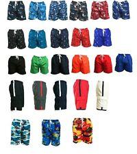 Mens Board Surf Swimming Trunks Shorts Swim W/ Drawstring Mesh Lining M/L-XL/XXL