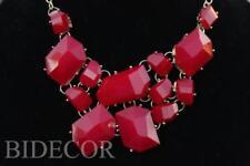 Красный акрил fashion jewelry | eBay