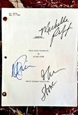 SCARFACE SIGNED MOVIE SCRIPT No:00766 - MAY 17, 1982 - Pacino, Stone, Pfeifer