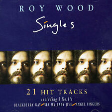ROY WOOD - SINGLES NEW CD