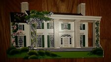Shelia's Collectibles Gone w/ the Wind House Tara Ohara Plantation '95