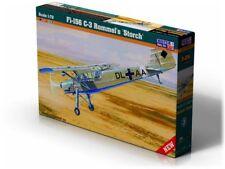 Mistercraft D-204 - 1:72 Fi-156 C-3 Rommel's Stork - New