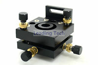 4-Axis Laser Beam Expander Holder/Mount For Laser Marking/Engraving/Cutting/Weld