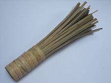 """12"""" (30cm) bambù Wok Spazzola per Pulizia Detergente forte alta qualità"""