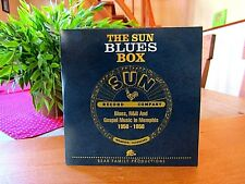 "The Sun Blues Box  ""Bear Family Records""   CD  Sampler"