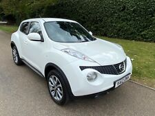 Year 2012 Nissan Juke Tekna 1.5 DCI Diesel Manual low mileage New MOT Sat Nav