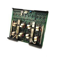 Fine Sodick CMS-01B CMS-10 Wire EDM Servo Drive Board From EX 21 Controller