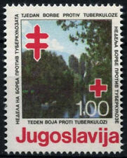 JUGOSLAVIA 1980 SG#1949 anti-Tubercolosi settimana Gomma integra, non linguellato #D52358