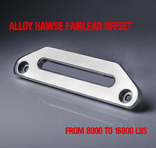Standard Alloy Hawse Fairlead Offset for Warn I-Max TJM Ironman ARB Tigerz Winch