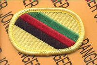 SOCCENT Spec Ops Central Airborne para oval patch OEF