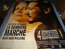 AFFICHE  SEAN PENN / SARANDON / LA DERNIERE MARCHE