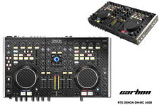Skin Decal Wrap Denon DN MC 6000 DJ Controller Interface Pro Audio Part - CARBON