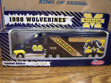 MICHIGAN WOLVERINES, 1998 Limited Edition, White Rose Collectibles