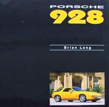 BOEK/LIVRE/BOOK : PORSCHE 928 (928S, S2 serie,S4 series,oldtimer,gids,guide