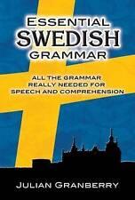 Essential Swedish Grammar by Julian Granberry (Paperback, 1992)