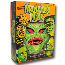 Creature from the Black Lagoon Universal Studios Monsters Super 7 Retro Mask New