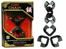 Hanayama L6 Cast Puzzle Chain Han90019