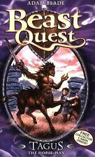 Tagus the Horse-man (Beast Quest) By Adam Blade
