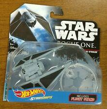 Star Wars Hot Wheels Starships Rogue One Tie Striker