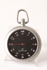 Probada reloj de bolsillo pwc alufarben esfera negro ca 5 cm (65633)