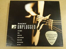 CD MTV / THE VERY BEST OF UNPLUGGED