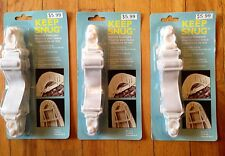 4 Bed Sheet Grippers Fasteners Holders Straps Elastic -
