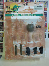 Ultimate Soldier Action Accessories Set for 12'' Figures (21st Century Toys)