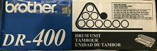 Genuine Brother DR-400 Drum Unit - NEW - FAST FREE SHIPPING